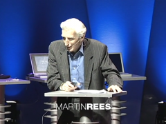 [TED] Martin Rees: Is this our final century?