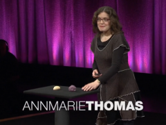 [TED] AnnMarie Thomas: Hands-on science with squishy circuits