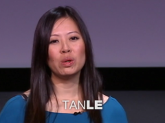 [TED] Tan Le: My immigration story